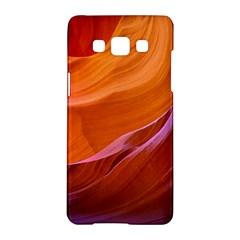 Antelope Canyon 2m Samsung Galaxy A5 Hardshell Case  by trendistuff