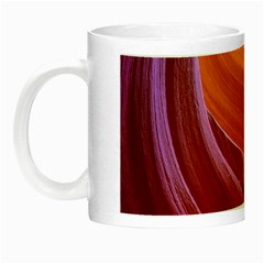 Antelope Canyon 2 Night Luminous Mugs by trendistuff
