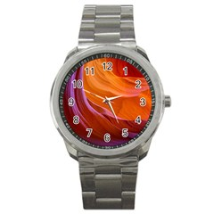 Antelope Canyon 2 Sport Metal Watches by trendistuff