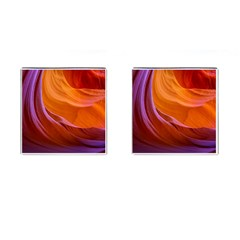 Antelope Canyon 2 Cufflinks (square) by trendistuff