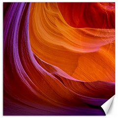 Antelope Canyon 2 Canvas 12  X 12   by trendistuff