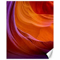 Antelope Canyon 2 Canvas 11  X 14   by trendistuff
