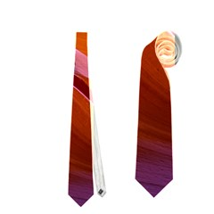 Antelope Canyon 2 Neckties (one Side)  by trendistuff