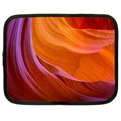 Antelope Canyon 2 Netbook Case (xxl)  by trendistuff