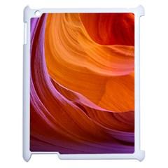 Antelope Canyon 2 Apple Ipad 2 Case (white) by trendistuff