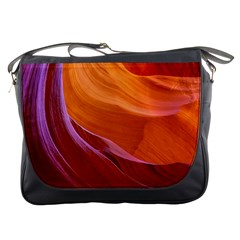 Antelope Canyon 2 Messenger Bags by trendistuff