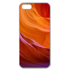 Antelope Canyon 2 Apple Seamless Iphone 5 Case (clear) by trendistuff