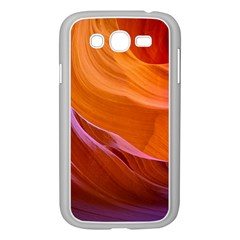 Antelope Canyon 2 Samsung Galaxy Grand Duos I9082 Case (white) by trendistuff