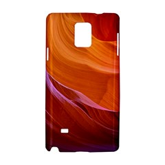 Antelope Canyon 2 Samsung Galaxy Note 4 Hardshell Case by trendistuff