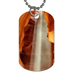 Antelope Canyon 1 Dog Tag (one Side) by trendistuff