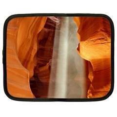 Antelope Canyon 1 Netbook Case (large) by trendistuff