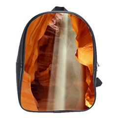 Antelope Canyon 1 School Bags(large)  by trendistuff