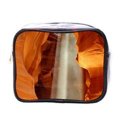 Antelope Canyon 1 Mini Toiletries Bags by trendistuff