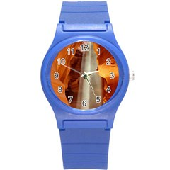 Antelope Canyon 1 Round Plastic Sport Watch (s) by trendistuff