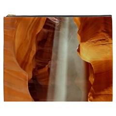 Antelope Canyon 1 Cosmetic Bag (xxxl)  by trendistuff