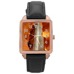 Antelope Canyon 1 Rose Gold Watches by trendistuff