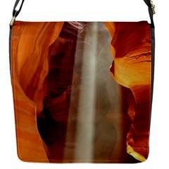 Antelope Canyon 1 Flap Messenger Bag (s) by trendistuff