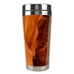 Antelope Canyon 1 Stainless Steel Travel Tumblers by trendistuff