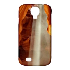 Antelope Canyon 1 Samsung Galaxy S4 Classic Hardshell Case (pc+silicone) by trendistuff