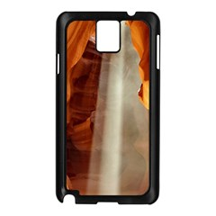 Antelope Canyon 1 Samsung Galaxy Note 3 N9005 Case (black) by trendistuff