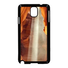 Antelope Canyon 1 Samsung Galaxy Note 3 Neo Hardshell Case (black) by trendistuff