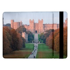 Windsor Castle Samsung Galaxy Tab Pro 12 2  Flip Case by trendistuff