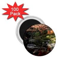 Wakayama Garden 1 75  Magnets (100 Pack)  by trendistuff