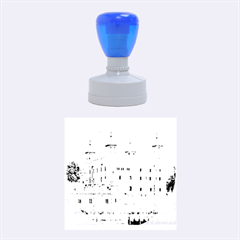 Tower Of London 2 Rubber Round Stamps (medium)