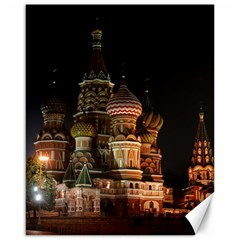 St Basil s Cathedral Canvas 16  X 20   by trendistuff