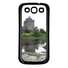 Scotland Eilean Donan Samsung Galaxy S3 Back Case (black) by trendistuff