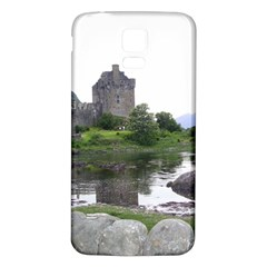 Scotland Eilean Donan Samsung Galaxy S5 Back Case (white) by trendistuff