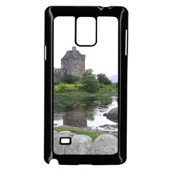 Scotland Eilean Donan Samsung Galaxy Note 4 Case (black) by trendistuff