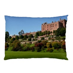 Powis Castle Terraces Pillow Cases