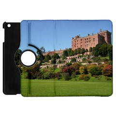 Powis Castle Terraces Apple Ipad Mini Flip 360 Case by trendistuff