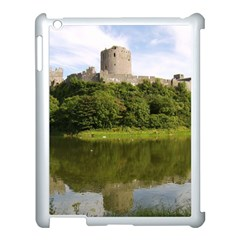 Pembroke Castle Apple Ipad 3/4 Case (white) by trendistuff
