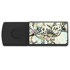 Art Studio 3216 Usb Flash Drive Rectangular (4 Gb)  by MoreColorsinLife