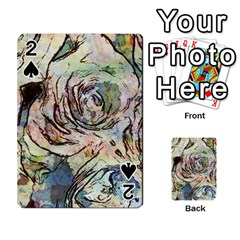 Art Studio 6216a Playing Cards 54 Designs