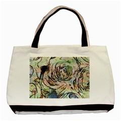 Art Studio 6216a Basic Tote Bag  by MoreColorsinLife