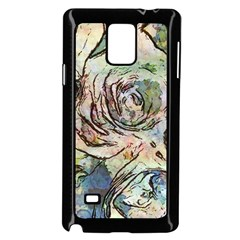 Art Studio 6216a Samsung Galaxy Note 4 Case (Black) by MoreColorsinLife