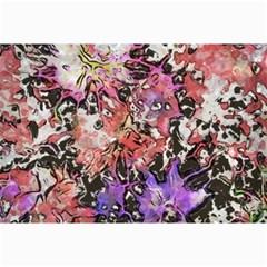 Art Studio 6216b Collage 12  X 18  by MoreColorsinLife