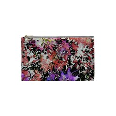 Art Studio 6216b Cosmetic Bag (small)  by MoreColorsinLife