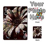 Art Studio 6216c Playing Cards 54 Designs  Front - Spade9