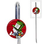The Mad Hatter Book Mark