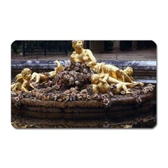 Palace Of Versailles 3 Magnet (rectangular) by trendistuff