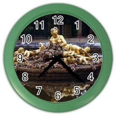 Palace Of Versailles 3 Color Wall Clocks by trendistuff