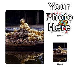 Palace Of Versailles 3 Multi Purpose Cards (rectangle)  by trendistuff