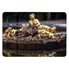 PALACE OF VERSAILLES 3 Samsung Galaxy Tab 8.9  P7300 Flip Case by trendistuff