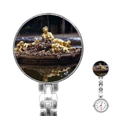 Palace Of Versailles 3 Stainless Steel Nurses Watches by trendistuff