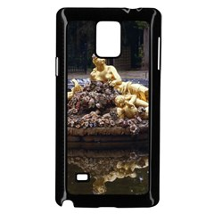Palace Of Versailles 3 Samsung Galaxy Note 4 Case (black) by trendistuff