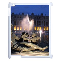 Palace Of Versailles 2 Apple Ipad 2 Case (white) by trendistuff